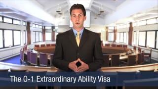 Video O-1 Extraordinary Ability Visa