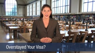 Video Overstayed Your Visa