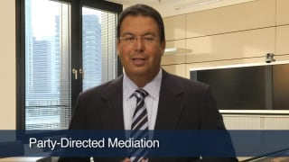 Video Party-Directed Mediation