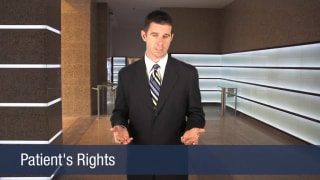 Video Patient's Rights