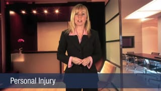 Video Personal Injury