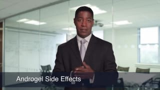 Video Androgel Side Effects