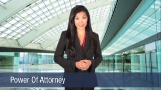 Video Power Of Attorney