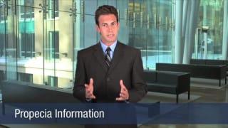 Video Propecia Information