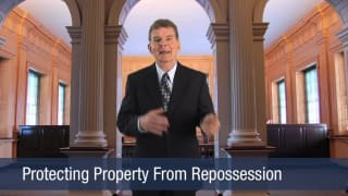 Video Protecting Property From Repossession