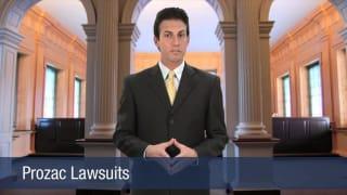 Video Prozac Lawsuits