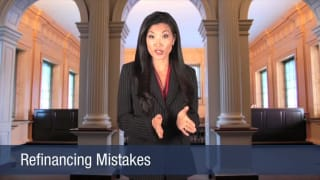 Video Refinancing Mistakes