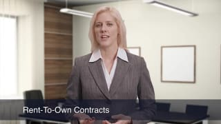 Video Rent To Own Contracts