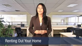 Video Renting Out Your Home