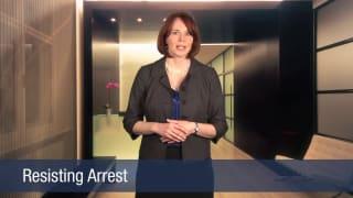 Video Resisting Arrest