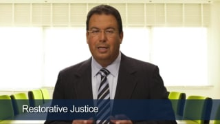 Video Restorative Justice