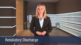 Video Retaliatory Discharge