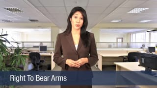 Video Right To Bear Arms