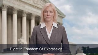 Video Right To Freedom Of Expression