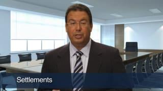 Video Settlements