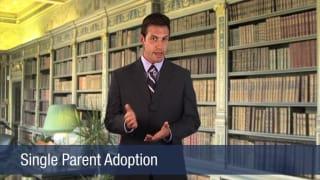 Video Single Parent Adoption