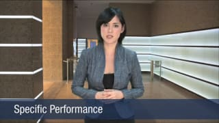 Video Specific Performance