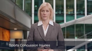 Video Sports Concussion Injuries