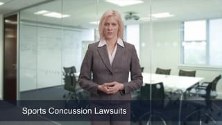 Video Sports Concussion Lawsuits