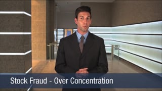 Video Stock Fraud – Over Concentration