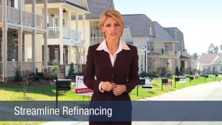 Video Streamline Refinancing