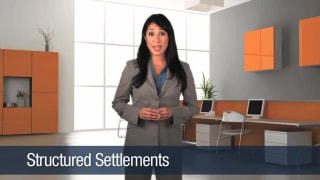 Video Structured Settlements