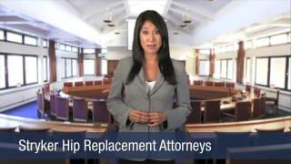 Video Stryker Hip Replacement Attorneys
