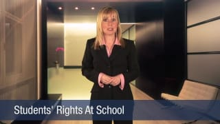Video Students' Rights At School