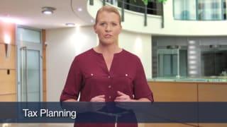 Video Tax Planning