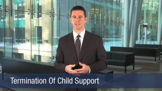 Video Termination Of Child Support