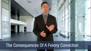 Video The Consequences Of A Felony Conviction