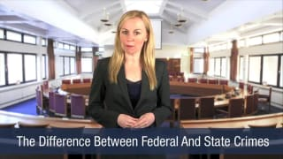Video The Difference Between Federal And State Crimes