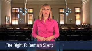 Video The Right To Remain Silent