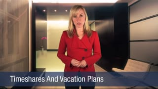 Video Timeshare And Vacation Plans