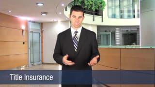 Video Title Insurance