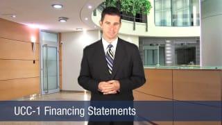Video UCC-1 Financing Statements