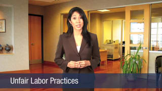 Video Unfair Labor Practices
