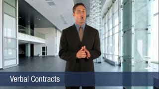 Video Verbal Contracts