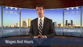 Video Wages and Hours
