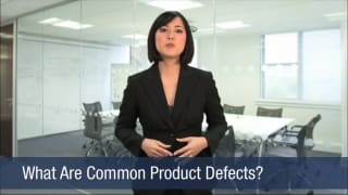 Video What Are Common Product Defects
