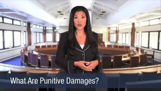 Video What Are Punitive Damages