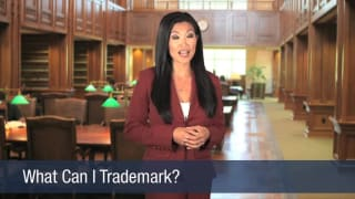 Video What Can I Trademark