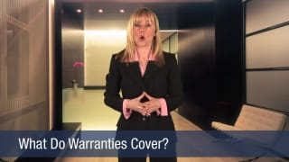 Video What Do Warranties Cover