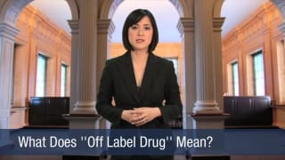 Video What Does Off Label Drug Mean