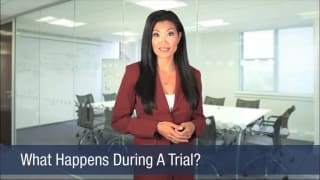 Video What Happens During A Trial