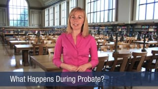 Video What Happens During Probate