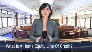 Video What Is A Home Equity Line Of Credit