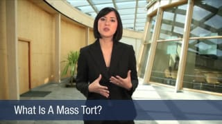 Video What Is A Mass Tort