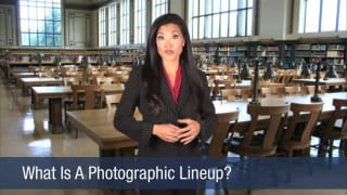 Video What Is A Photographic Lineup