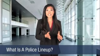 Video What Is A Police Lineup